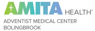 Amita Bolingbrook Medical Center